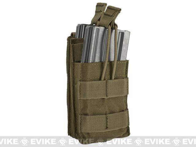 Condor M4 / M16 Stacker Dual Magazine Pouch (Color: Tan)