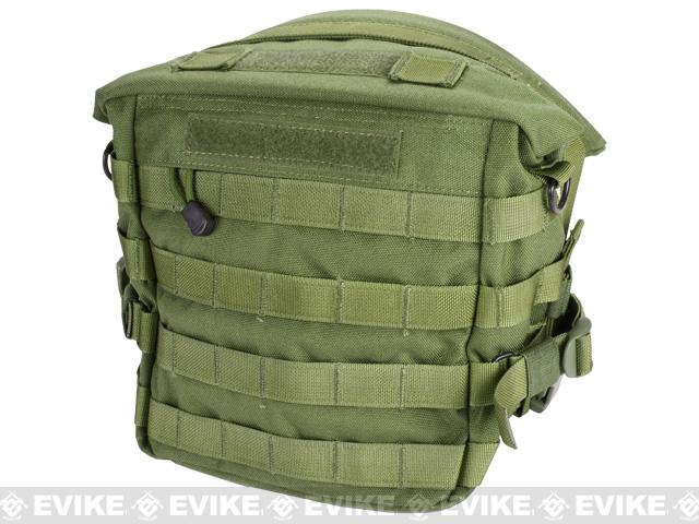 Black Owl Gear / Phantom Transformer XL MOLLE Bag / Dump Pouch - OD Green