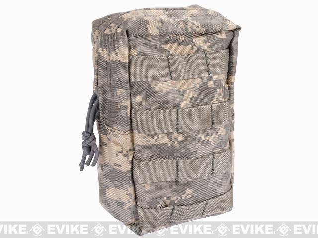 Black Owl Gear / Phantom 9 Large MOLLE Ready Utility / EMT Pouch - (Color: ACU)