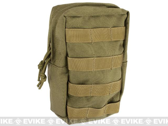 Black Owl Gear / Phantom 9 Large MOLLE Ready Utility / EMT Pouch - (Color: Tan)