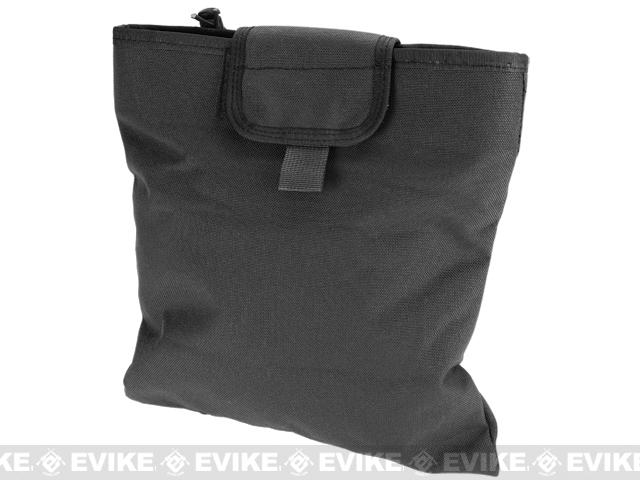 Black Owl Gear / Phantom Gear Dump Pouch w/ Lid (Color: Black)