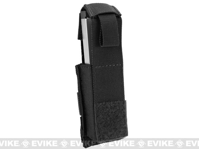 Black Owl Gear / Phantom Gear MOLLE Hard Shell Quick Draw Pistol Magazine Pouch (Color: Black)