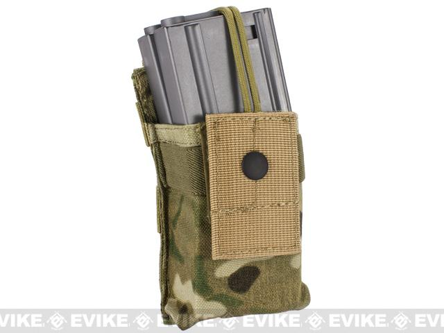 Black Owl Gear / Phantom Gear MOLLE High Speed Magazine Pouch (Color: Multicam)