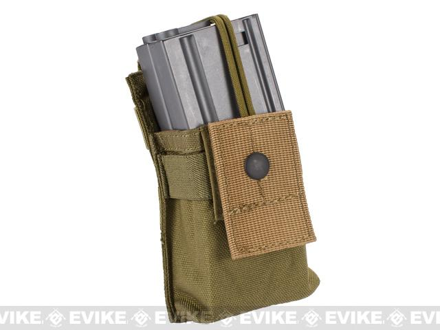 Black Owl Gear / Phantom Gear MOLLE High Speed Magazine Pouch (Color: Tan)