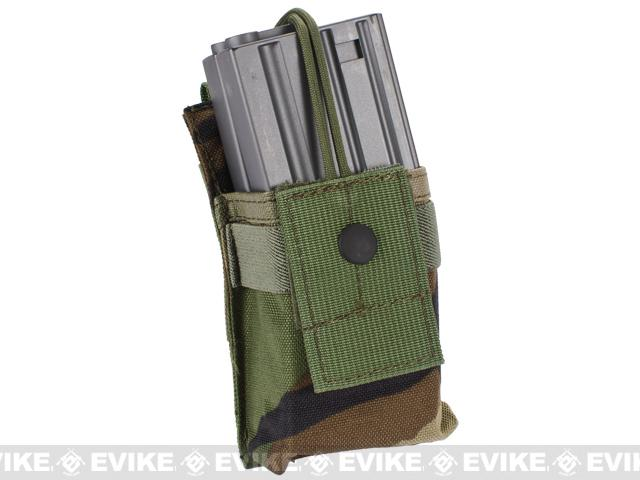 Black Owl Gear / Phantom Gear MOLLE High Speed Magazine Pouch (Color: Woodland)