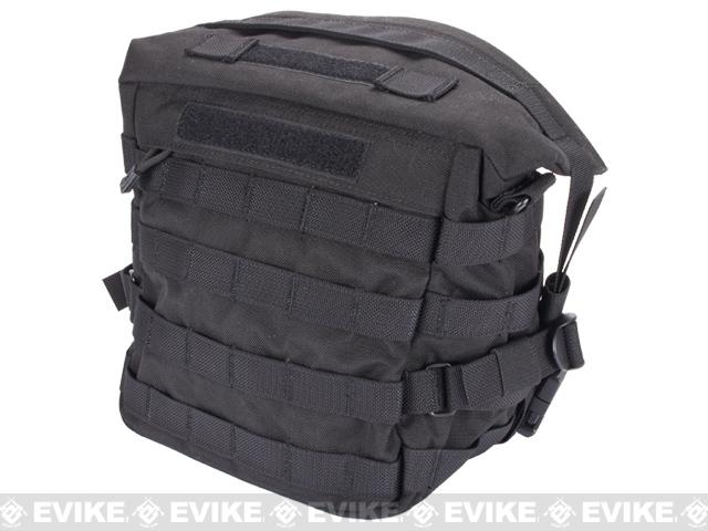 Black Owl Gear / Phantom Transformer XL MOLLE Bag / Dump Pouch (Color: Black)