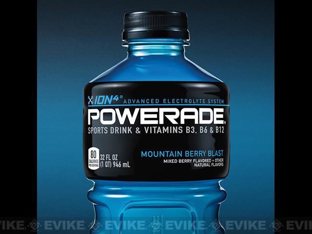 Powerade 20oz Sports Drink - Mountain Blast