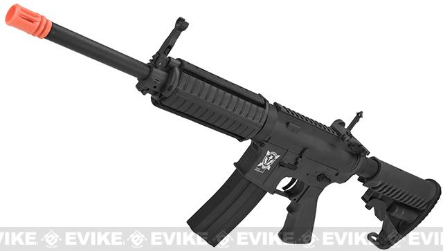 APS Kompetitor Electric Blowback C33 M4 Carbine Airsoft AEG Rifle (Black)