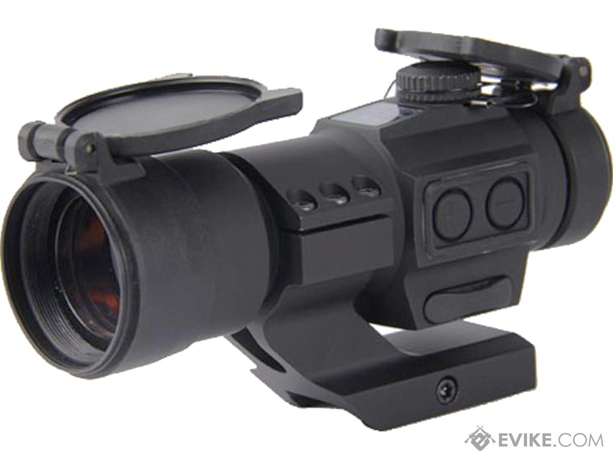 Holosun HS406C Tube Solar Powered Red Dot Sight