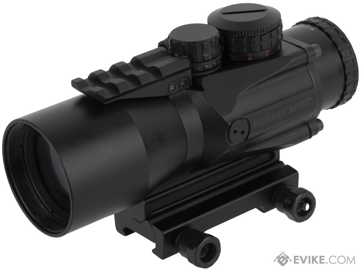 Primary Arms 5X Compact Prism Scope Gen II w/ Patented ACSS 5.56 Reticle (Color: Black)