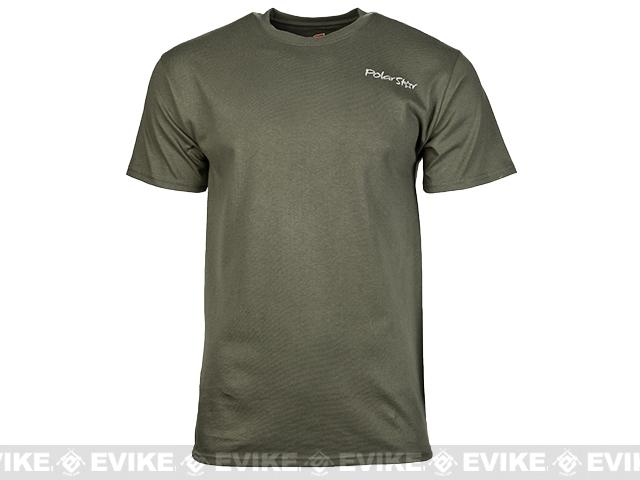PolarStar Performance Under Pressure T-Shirt - Green (Large)