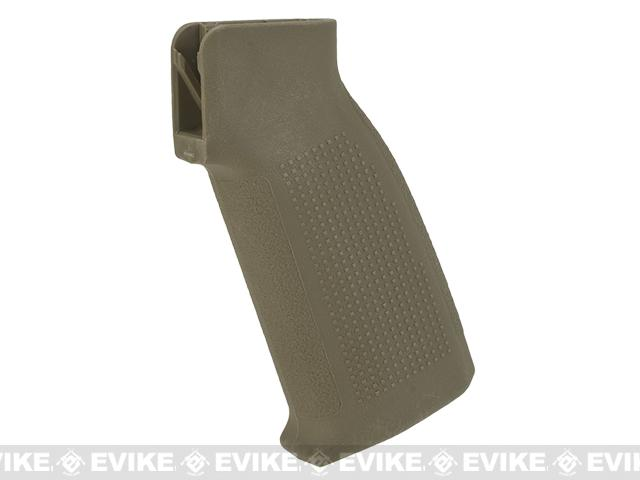PTS Enhanced Polymer Grip Compact (EPGC) for GBB Airsoft Rifles - Dark Earth
