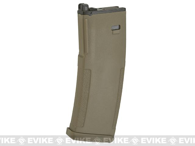 PTS Enhanced Polymer Magazine For LM4 and PTS Masada (Color: Dark Earth)