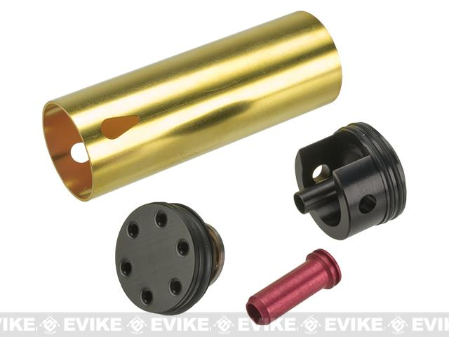 Retro Arms Upgraded Cylinder Set for M4 Series Airsoft AEGs