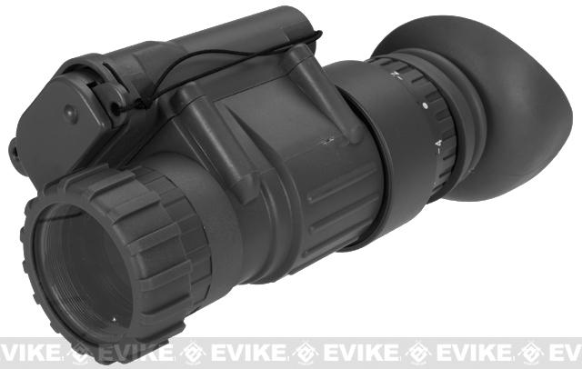 Matrix AN/PVS-14 Mock Night Vision 3x Magnification Scope w/ Laser - Black