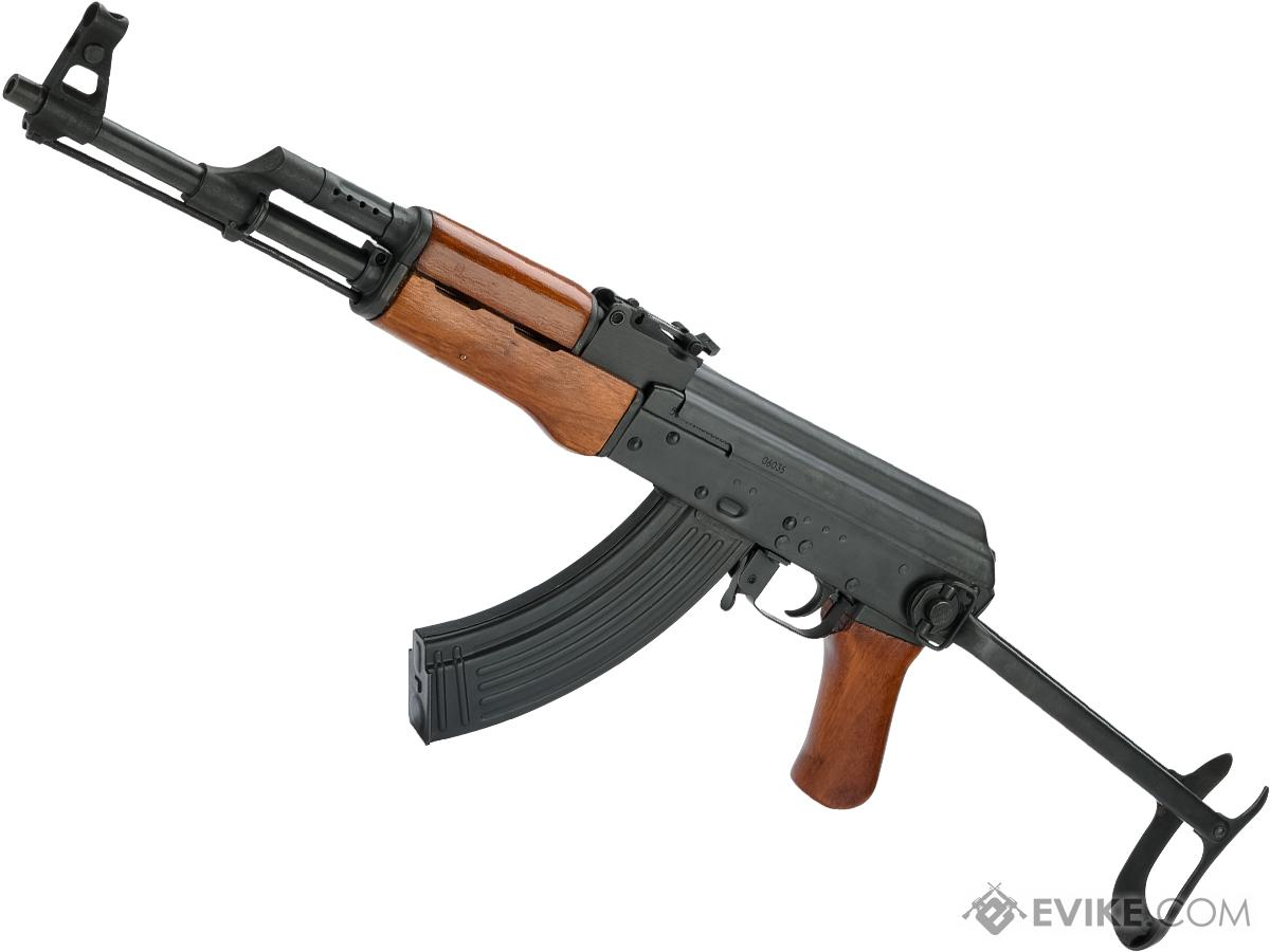 Pre-Order ETA February 2018 Real Sword Type56-1 Full Size Airsoft AEG Electric Rifle with Real Wood Furniture and Underfolding Stock