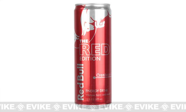Red Bull Energy Drink (Flavor: Red Edition 12oz)