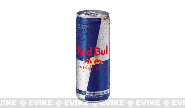 Red Bull Energy Drink (Flavor: Original  8.4oz)