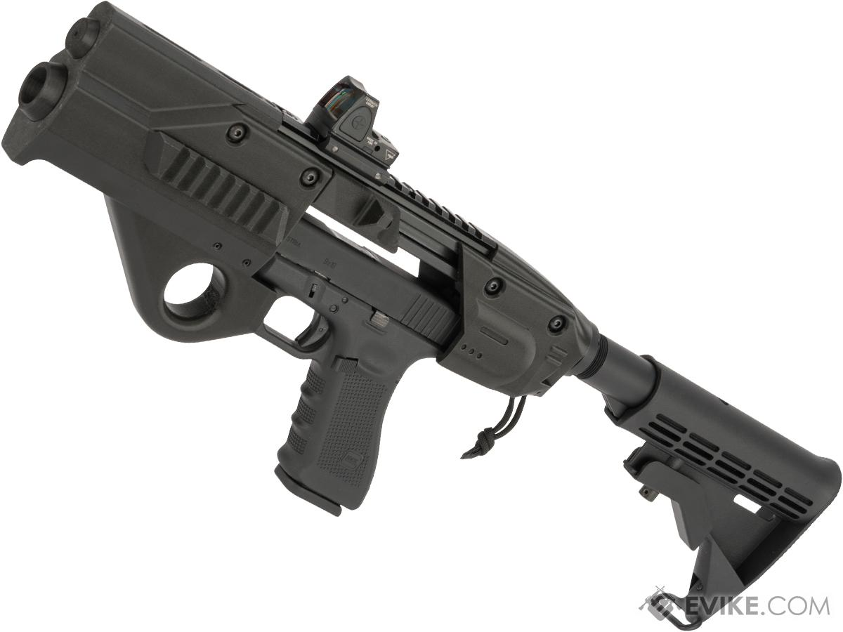 Red Star Airsoft ORION PDW Conversion Kit for Umarex GLOCK 17 Airsoft Pistols