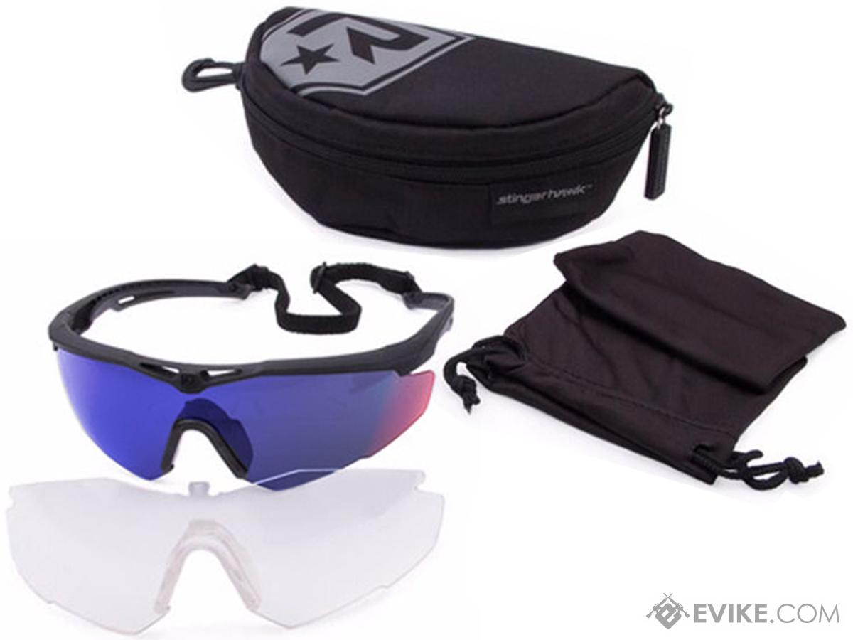 b5b5c0a5ae Revision Stingerhawk Essentials Ballistic Eyewear Kit (Color ...