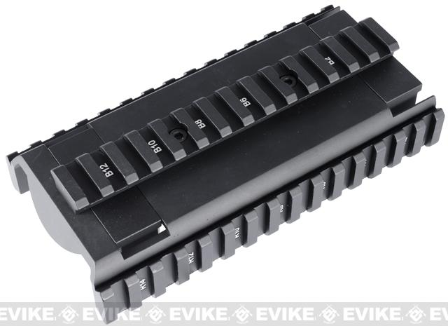 G&G Tactical RIS Rail for FN Herstal Licensed FN2000 Airsoft AEG Rifle