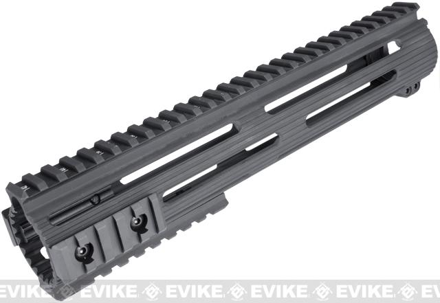 Madbull Airsoft VTAC Extreme Official Licensed Battle Rail for Airsoft M4/M16 Series AEGs (Color: Black / 11)