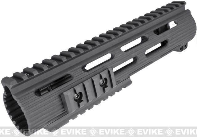 Madbull Airsoft VTAC Extreme Official Licensed Battle Rail for Airsoft M4/M16 Series AEGs (Color: Black / 9)