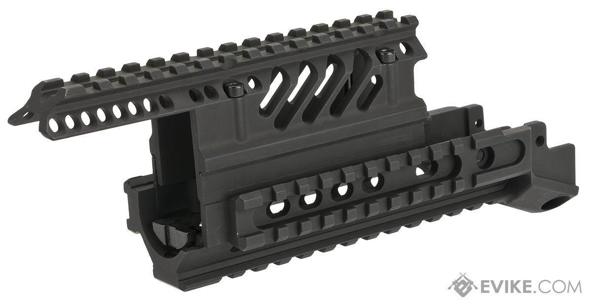 Matrix X47 Type Aluminum RIS for AK Series Airsoft AEG Rifles