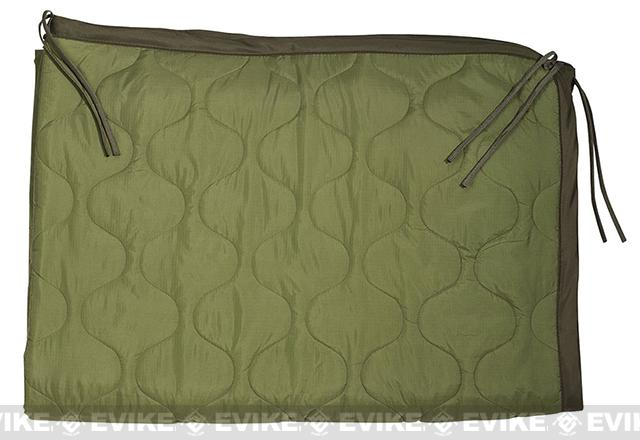 Rothco G.I. Type Poncho Liner Woobie - OD Green