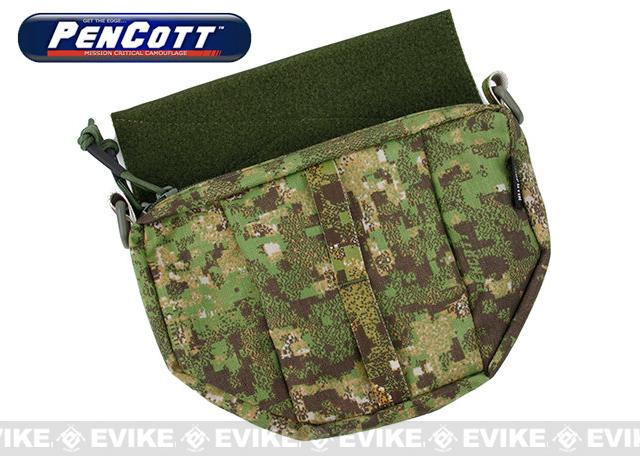 z Rasputin Hook and Loop ADDON Plate Carrier Fanny Pack - Penncott Greenzone