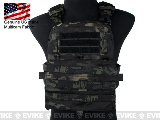 Rasputin Adaptive Plate Carrier - Multicam Black