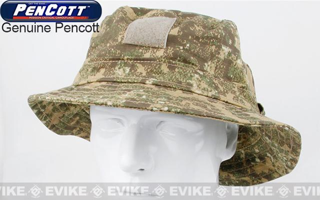 Rasputin Camouflage Bucket Hat - PenCott Badlands (Size: Medium)