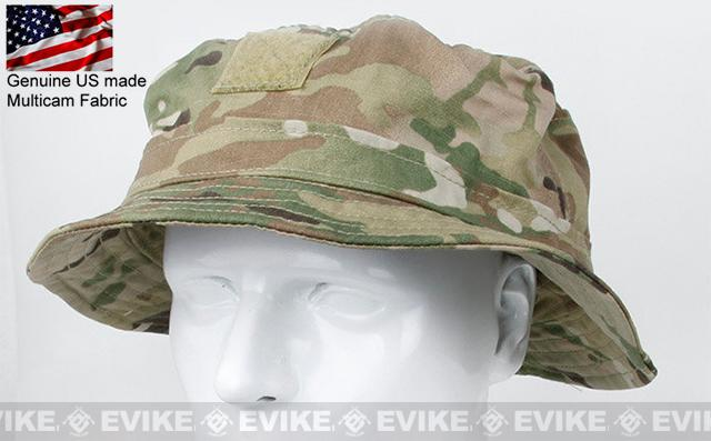 Rasputin Camouflage Bucket Hat - Multicam (Size: Medium)