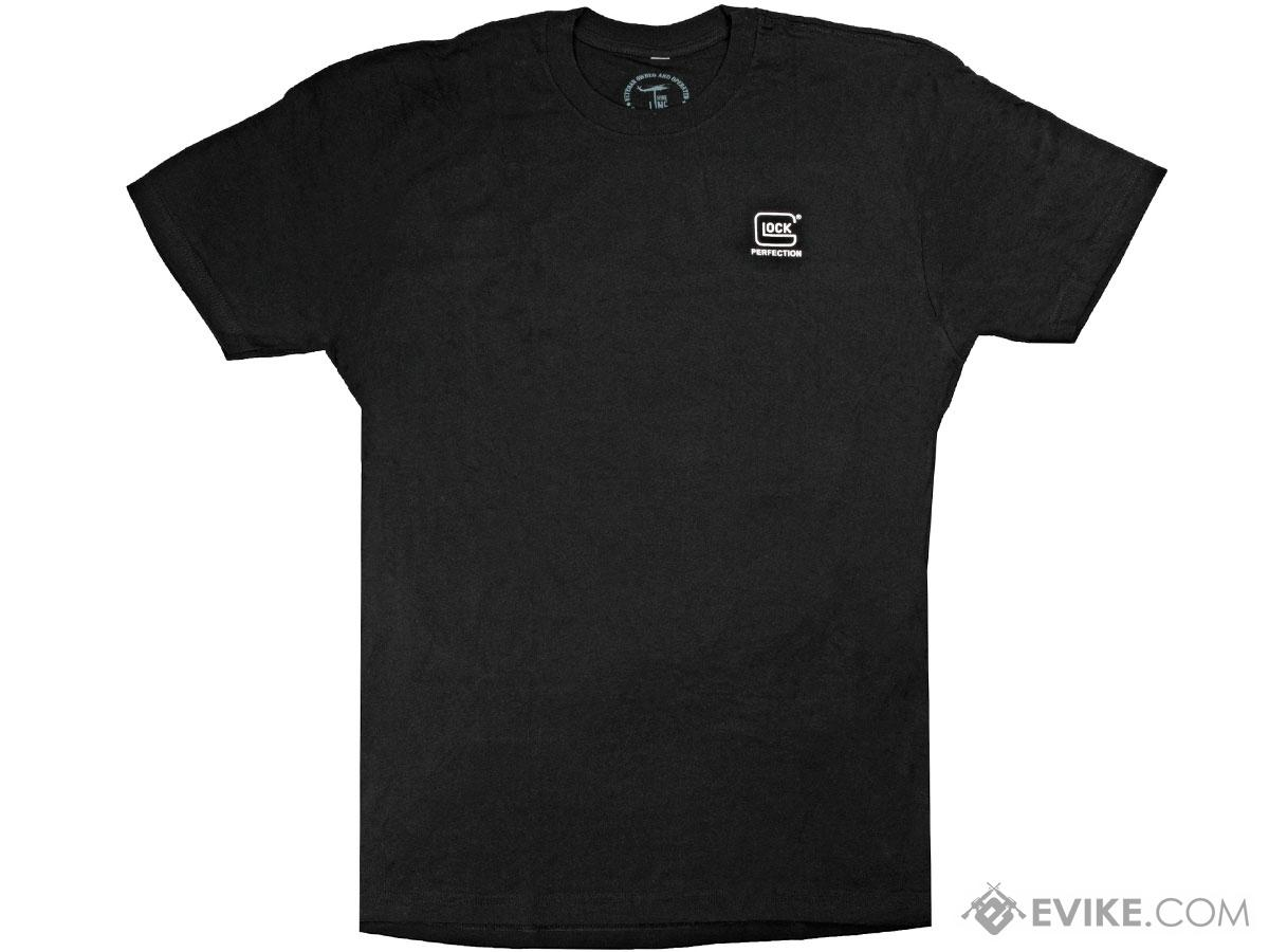 GLOCK 2nd Amendment Graphic Tee (Color: Black / Medium)