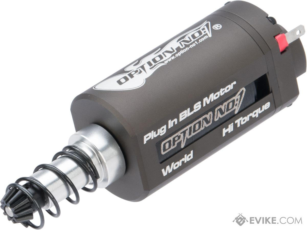 Option No.1 Plug-In Brushless Motor for AEG (Type: Long Type / High Torque)