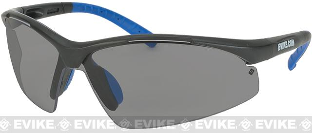 Evike.com Sparticus ANSI Rated Tactical Shooting Glasses (Color: Smoked)