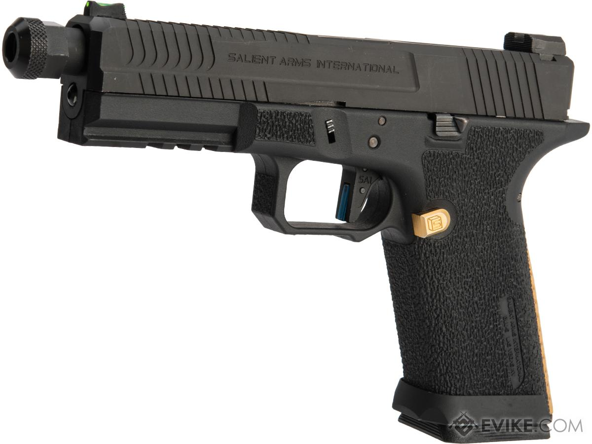 EMG Salient Arms International BLU Airsoft Training Weapon (Model: Steel / CO2)