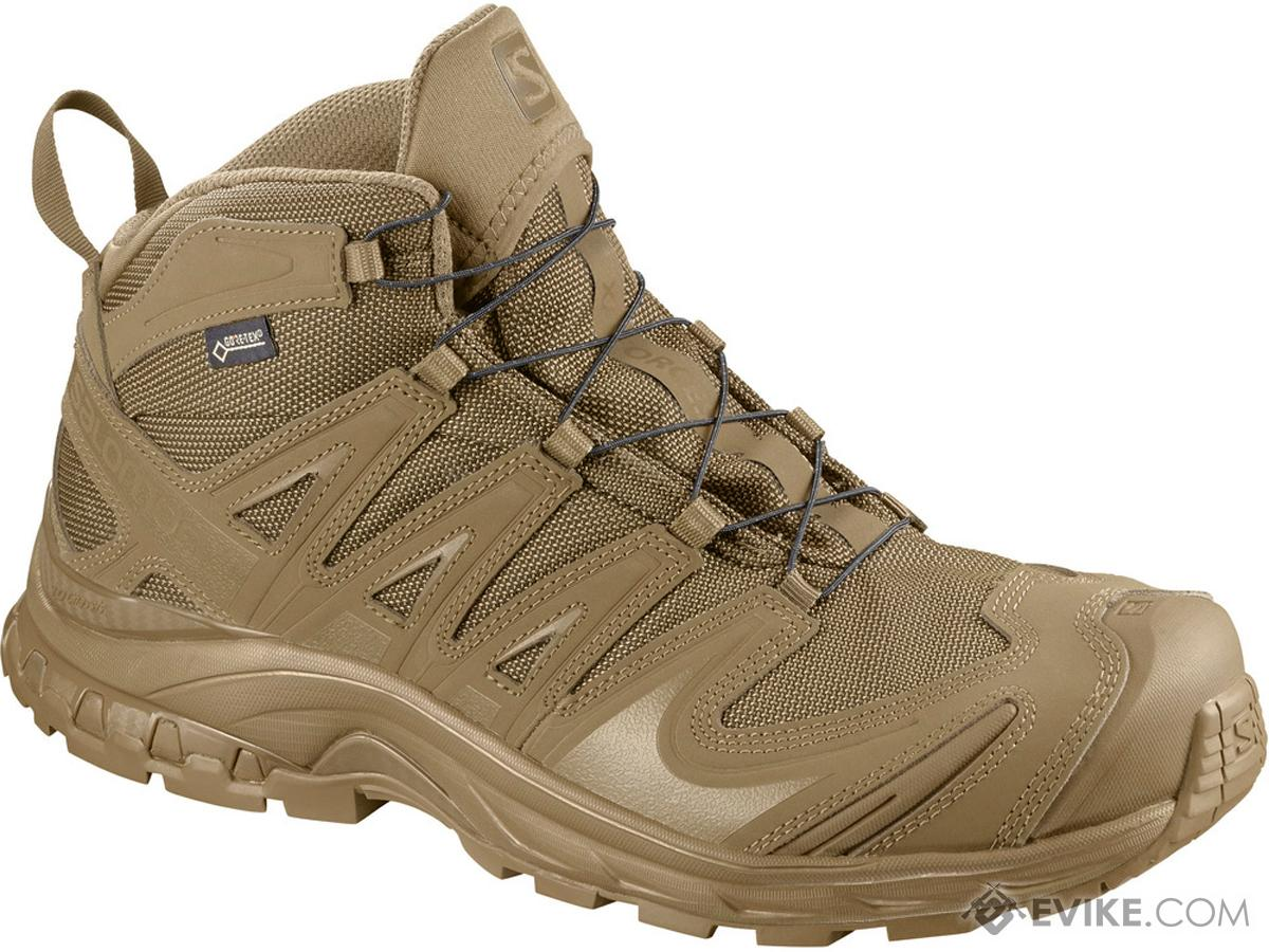 meilleures baskets 3181e a8b83 Salomon XA Pro 3D MID GTX® Forces 2 Tactical Boots (Color: Coyote / Size 11)