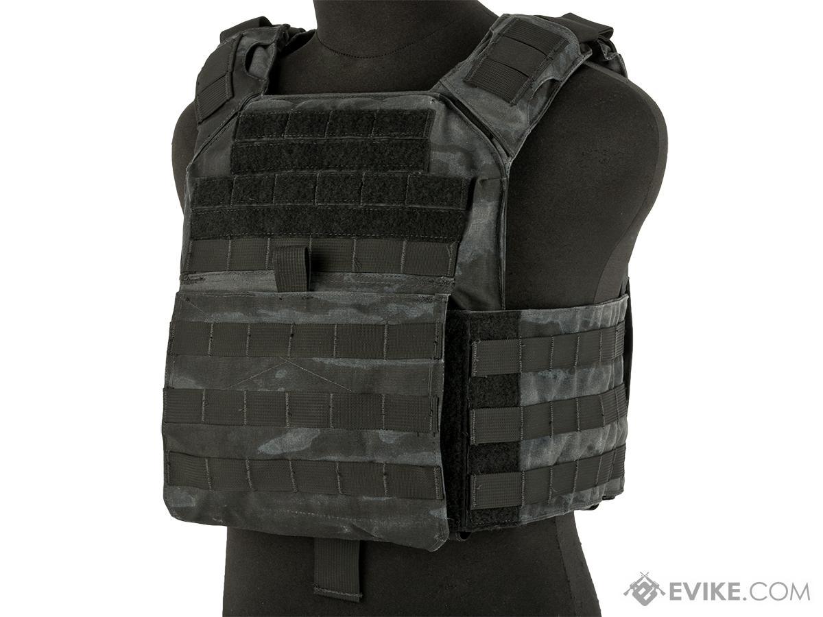 z Shellback Tactical Banshee Rifle Plate Carrier - ATACS LE