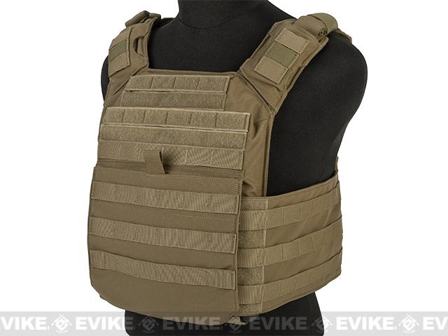 Shellback Tactical Banshee Rifle Plate Carrier (Color: Coyote Tan)