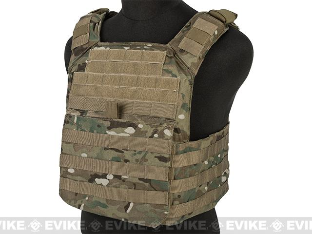 Shellback Tactical Banshee Rifle Plate Carrier (Color: Multicam)