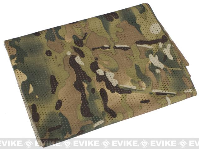 Matrix XL Spec. Ops High Speed Sniper Veil Head Wrap Scarf - Camo