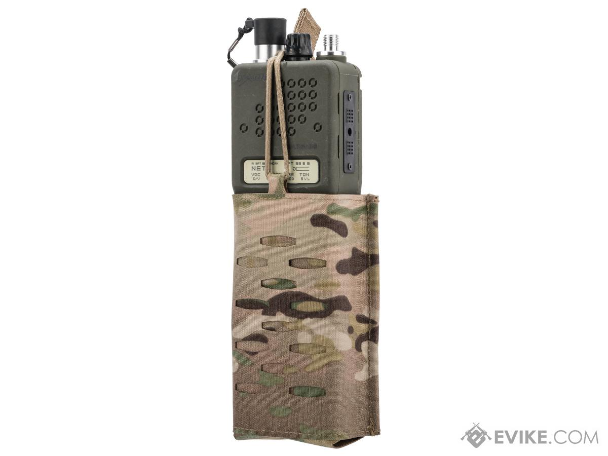 Sentry Staggered Column Radio Pouch (Color: Multicam)