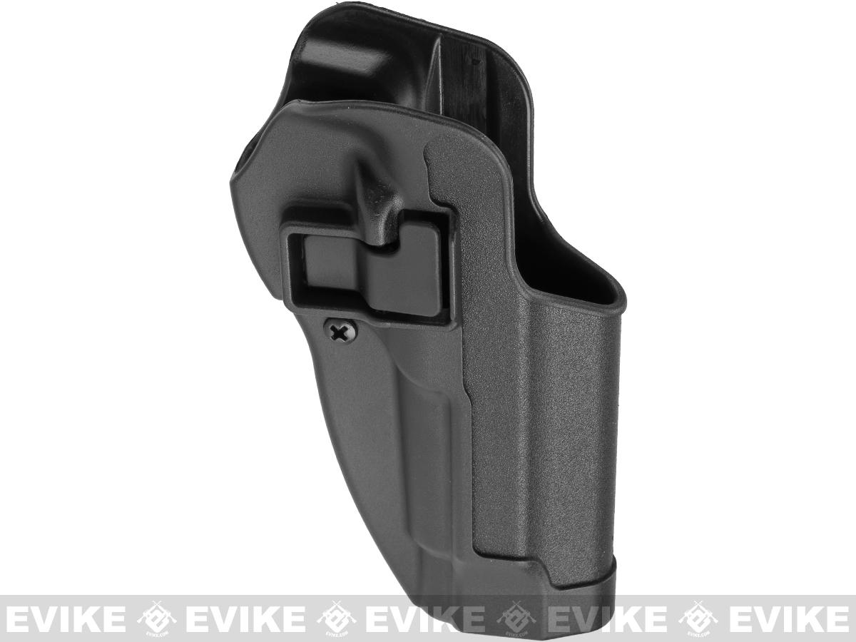 Blackhawk! Serpa CQC Concealment Holster (Model: Beretta 92, 96 / Black /  Right Hand)