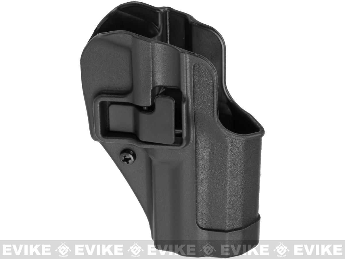 Blackhawk! Serpa CQC Concealment Holster for Heckler and Koch Full Size USP Handguns 9mm / .40 Caliber  - Black (Hand: Right)