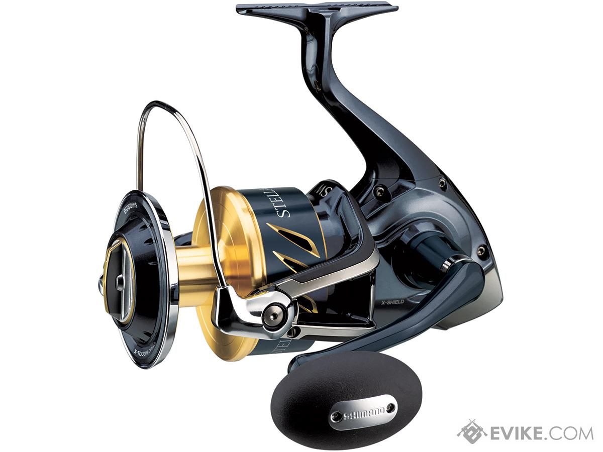 Shimano Stella SW Salt Water Spinning Fishing Reel (Model: 20000SW BPG)