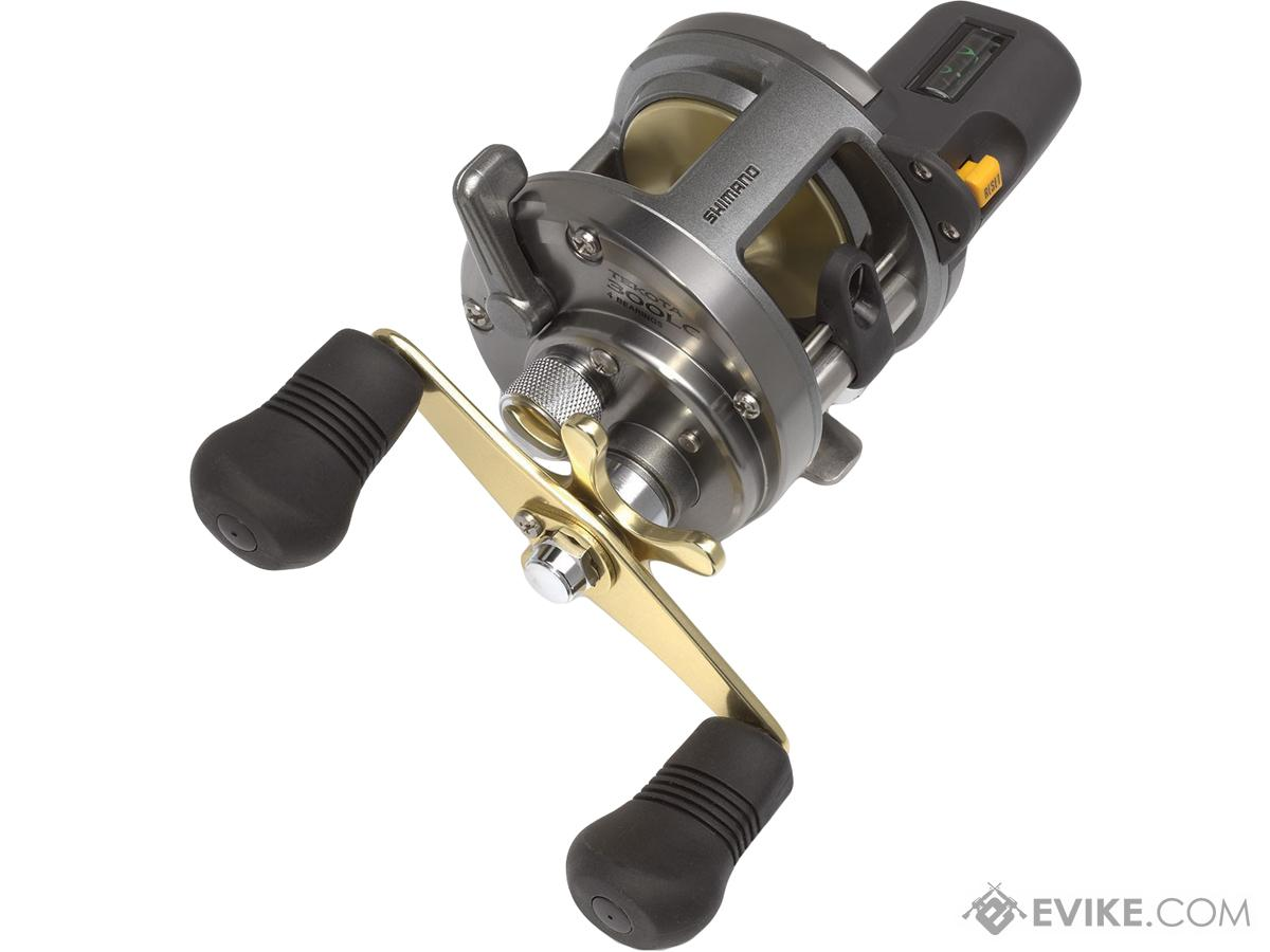 Shimano Tekota Line Counter Reel (Model: TEK300LC)
