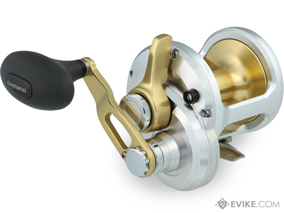 Shimano Talica Single Speed Lever Drag Fishing Reel (Model: 16)