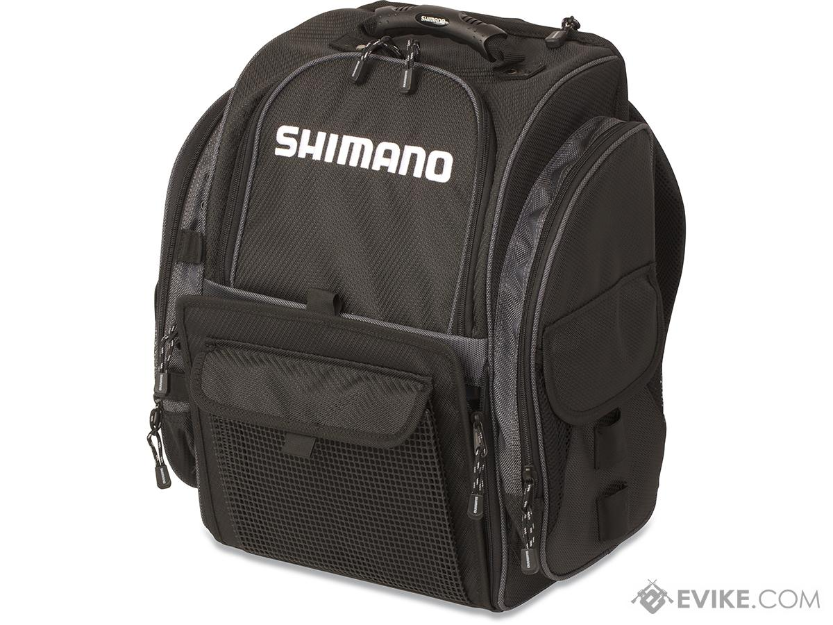 Shimano BlackMoon Fishing Tackle Backpack (Size: Medium)