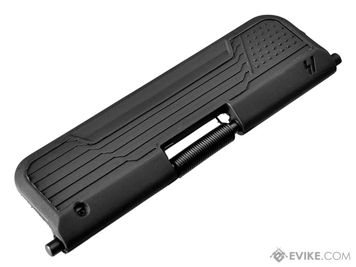 Strike Industries AR Enhanced Ultimate Dust Cover - Flag / Black
